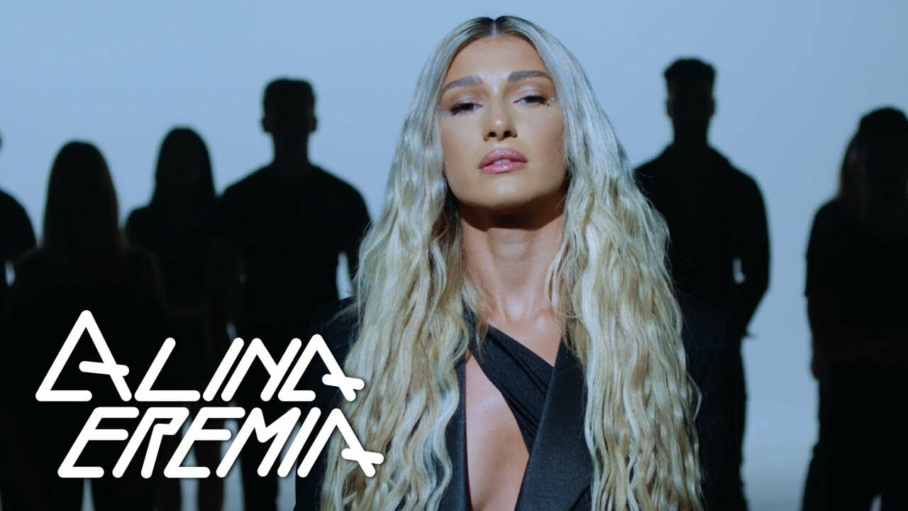 Alina Eremia Printre Cuvinte Official Video