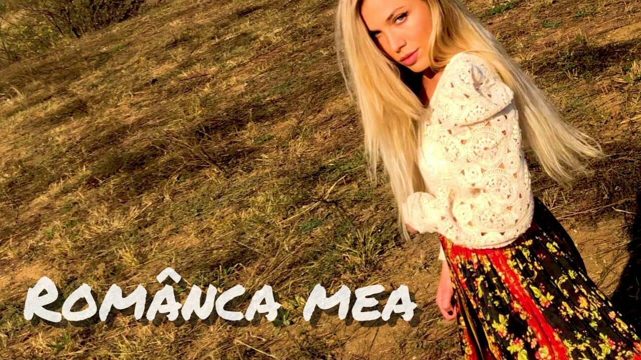 Andrei Vitan ROMANCA MEA lyric video