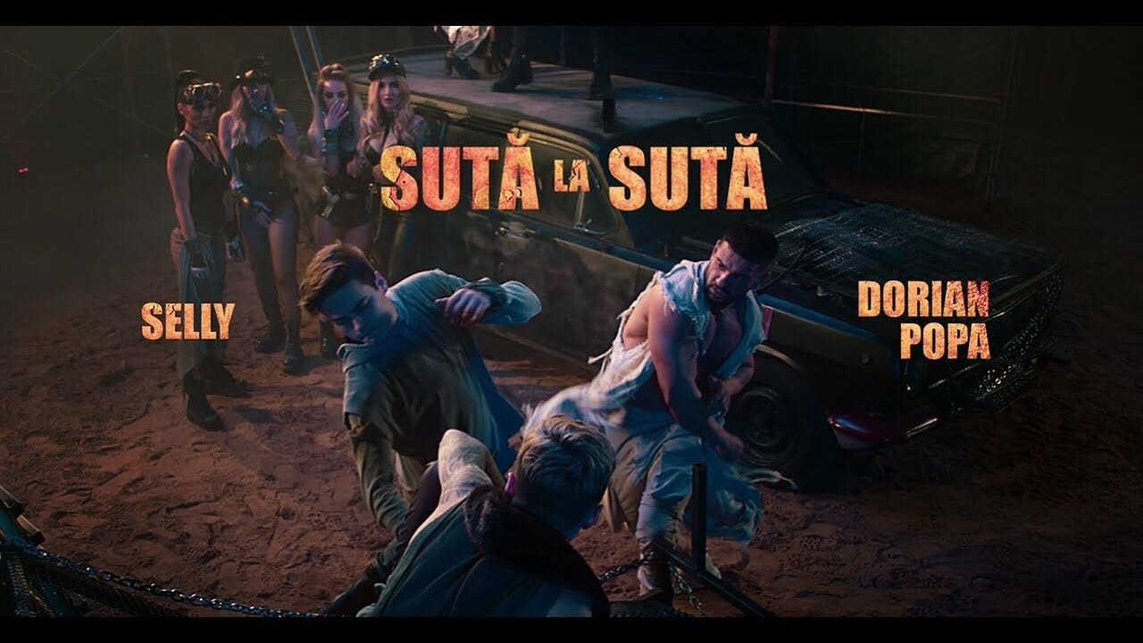 Dorian Popa feat Selly Suta la Suta Official Video