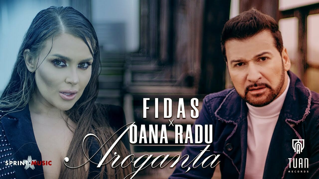 FIDAS si Oana Radu Aroganta Love Story