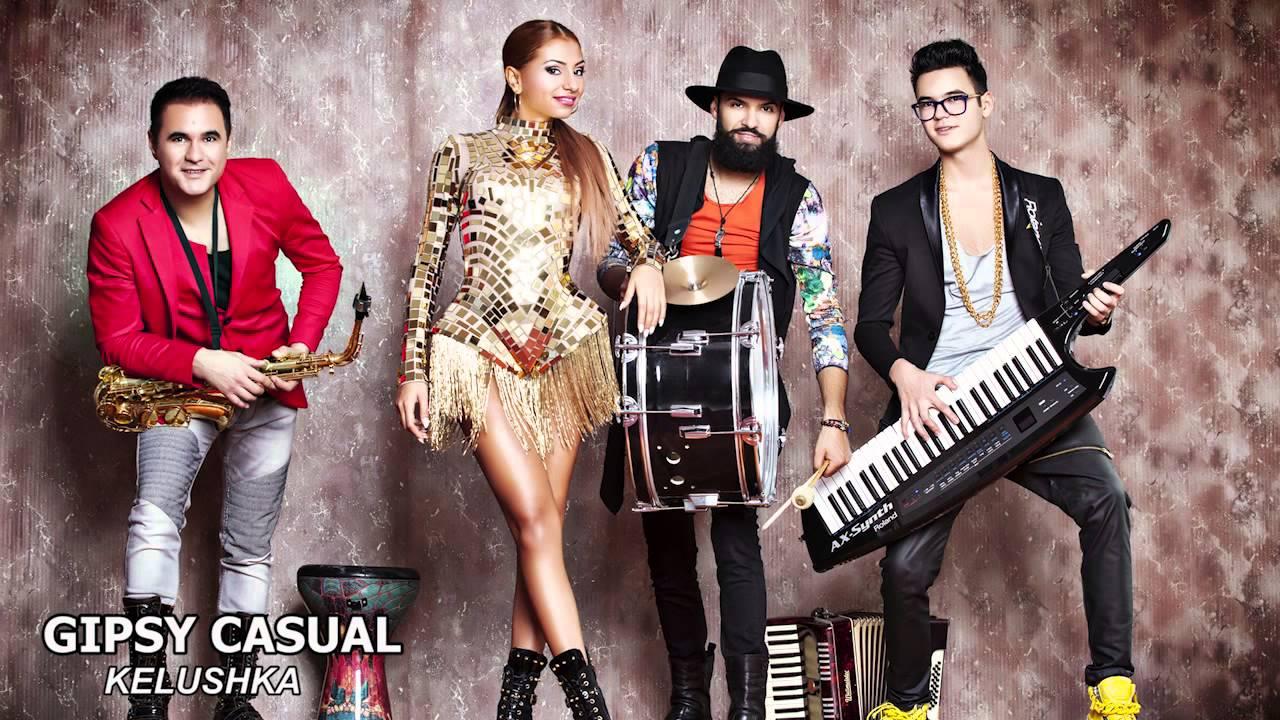 Gipsy Casual Kelushka Party Official Single