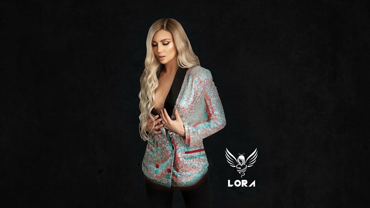 Lora Imi cer iertare Lyric Video