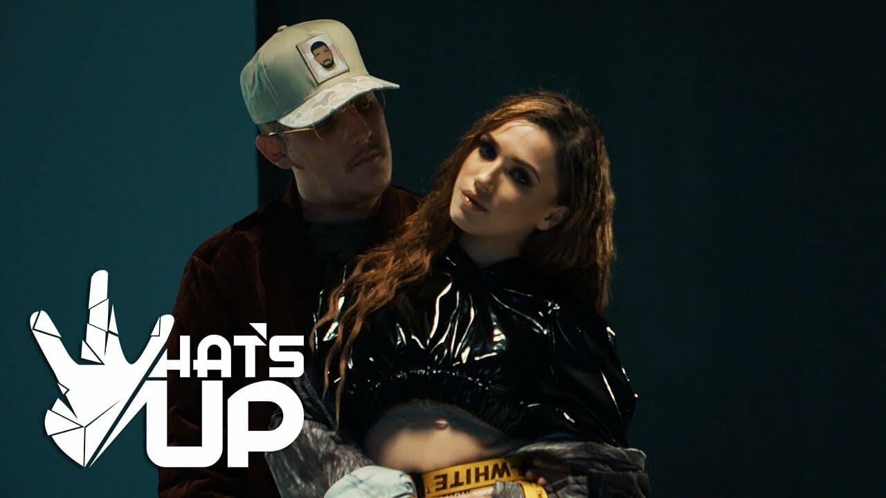 Whats UP feat Ioana Ignat Asa mi Vine Cateodata Official Video