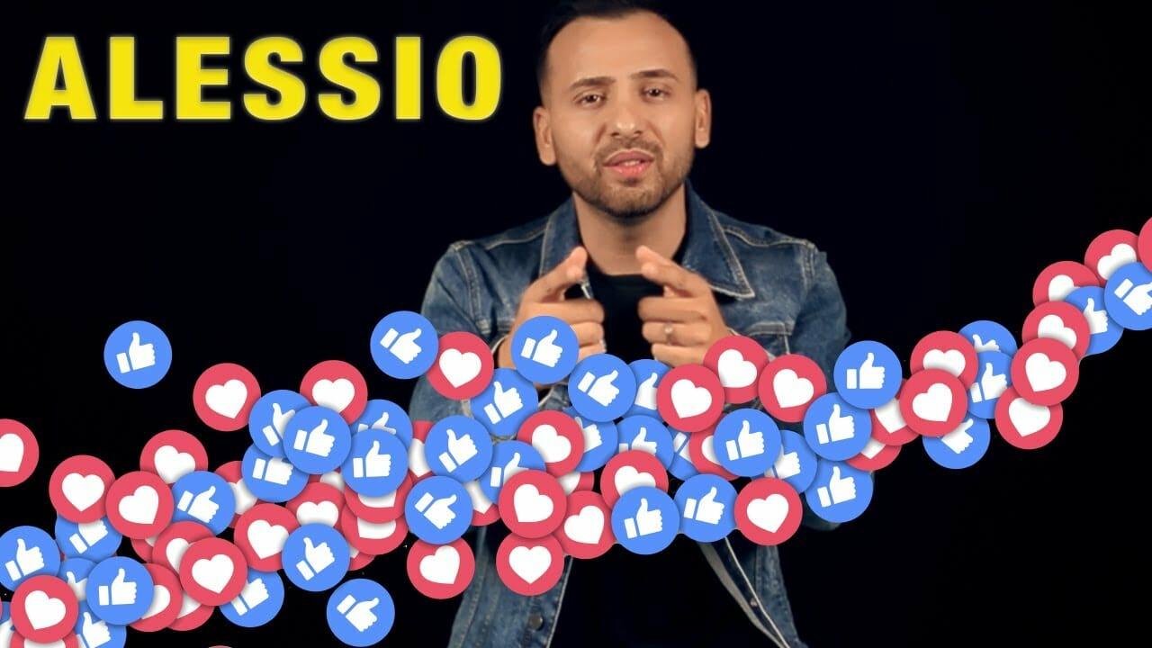ALESSIO Esti o iubitoare MANELE 2020