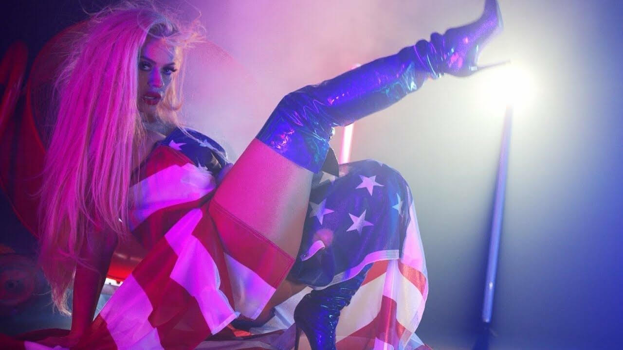 Anda Adam Americana Official Video