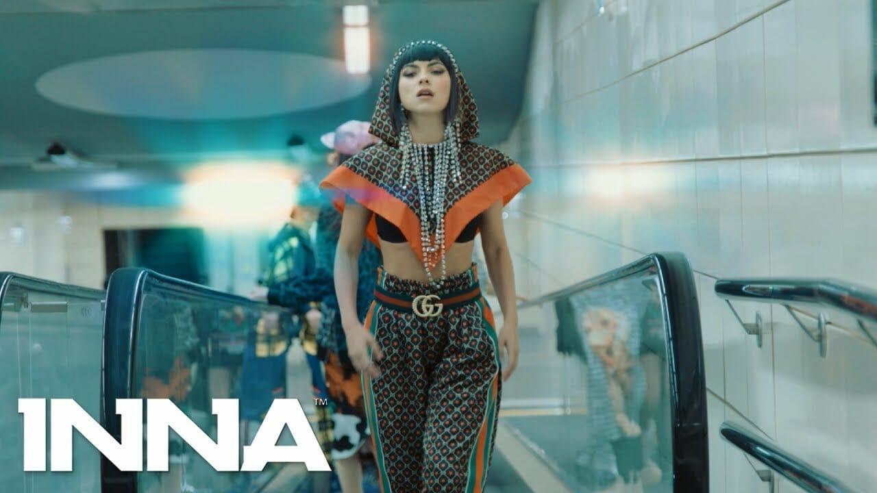 INNA x Vinka Bebe Behind The Scenes