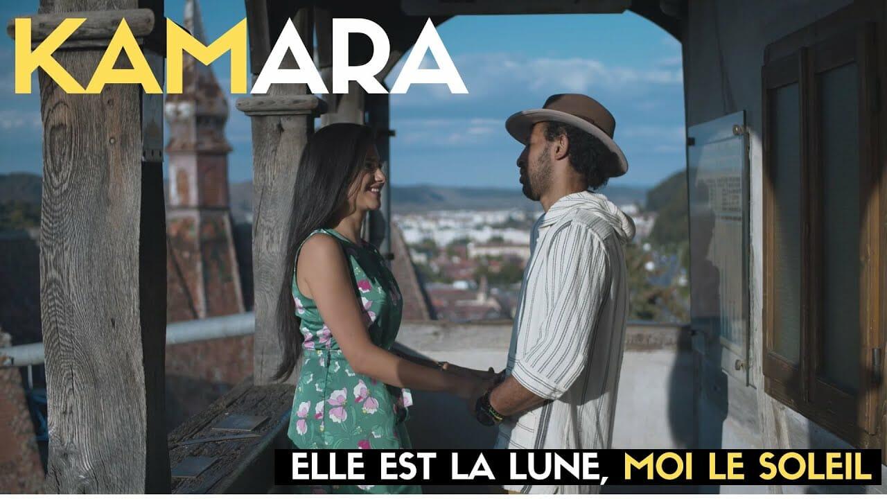 KAMARA Elle Est La Lune Moi Le Soleil