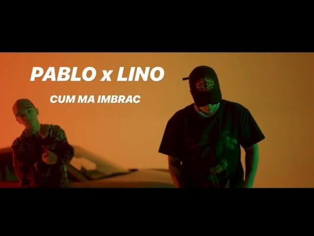 PABLO X LINO GOLDEN CUM MA IMBRAC Official Video