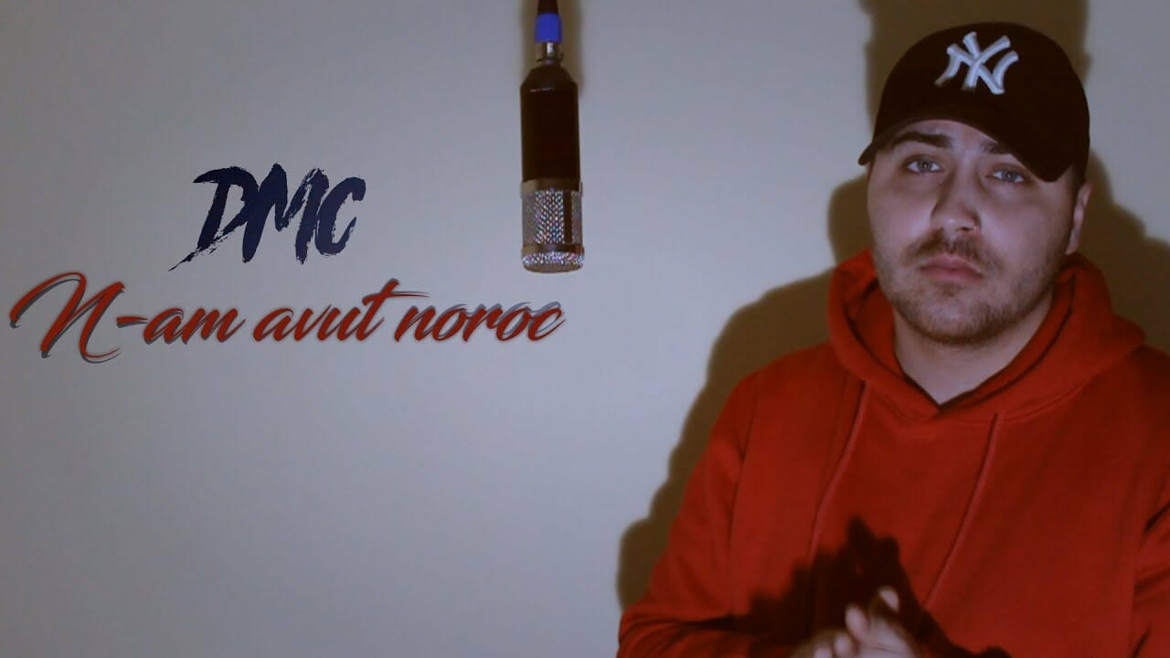DMC N am avut noroc Lyrics Video