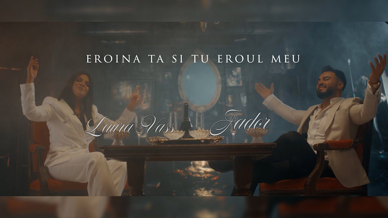 Jador Laura Vass Eroina ta si tu eroul meu Official video OPA Production