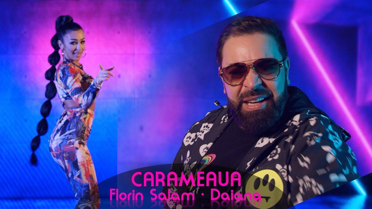 Florin Salam Daiana Carameaua Official Video