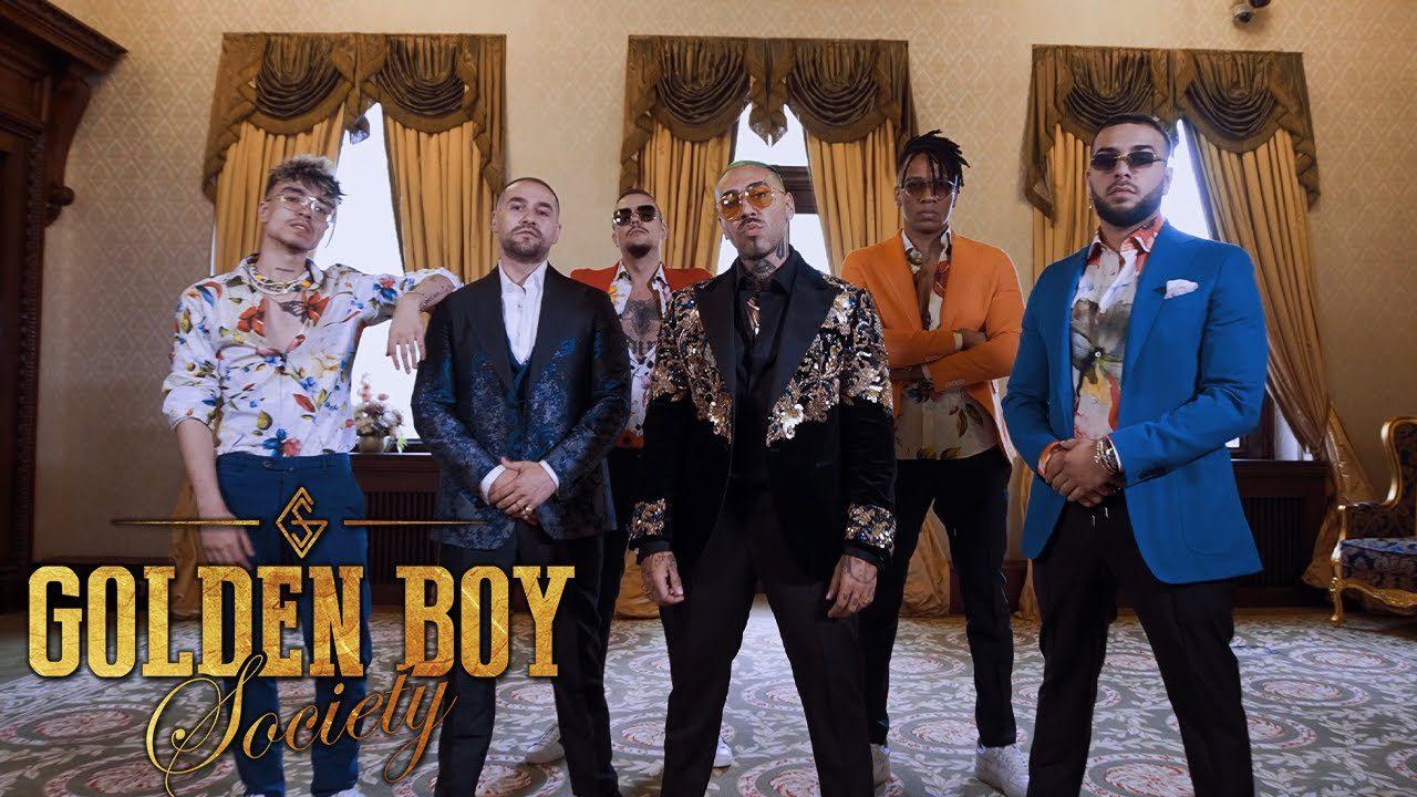 Golden Gang Costel Biju Scarface Al Pacino Official Video