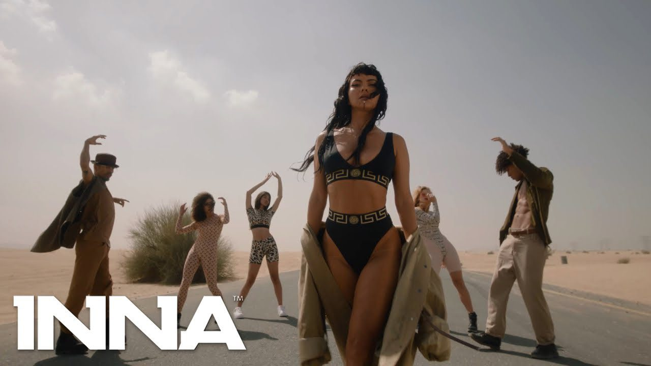 INNA Maza Official Video