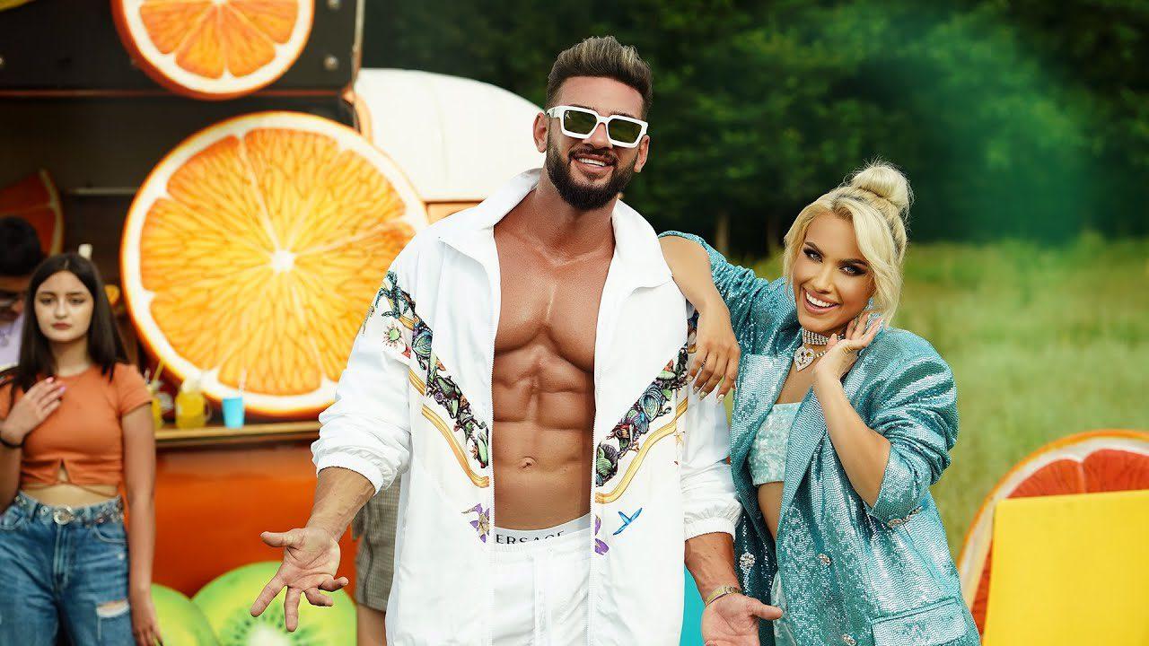 AMNA feat Dorian Popa Pare rau pare bine Official Video