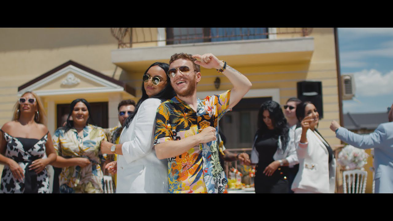 Florin Cercel Con si sefa mai Bari Official Video