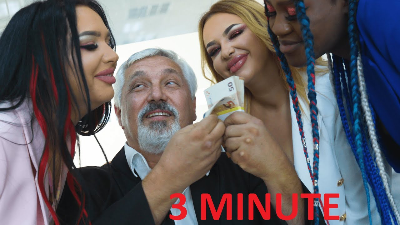 REEA TINA MIRAJ TZUNAMI  MINUTE Videoclip Oficial