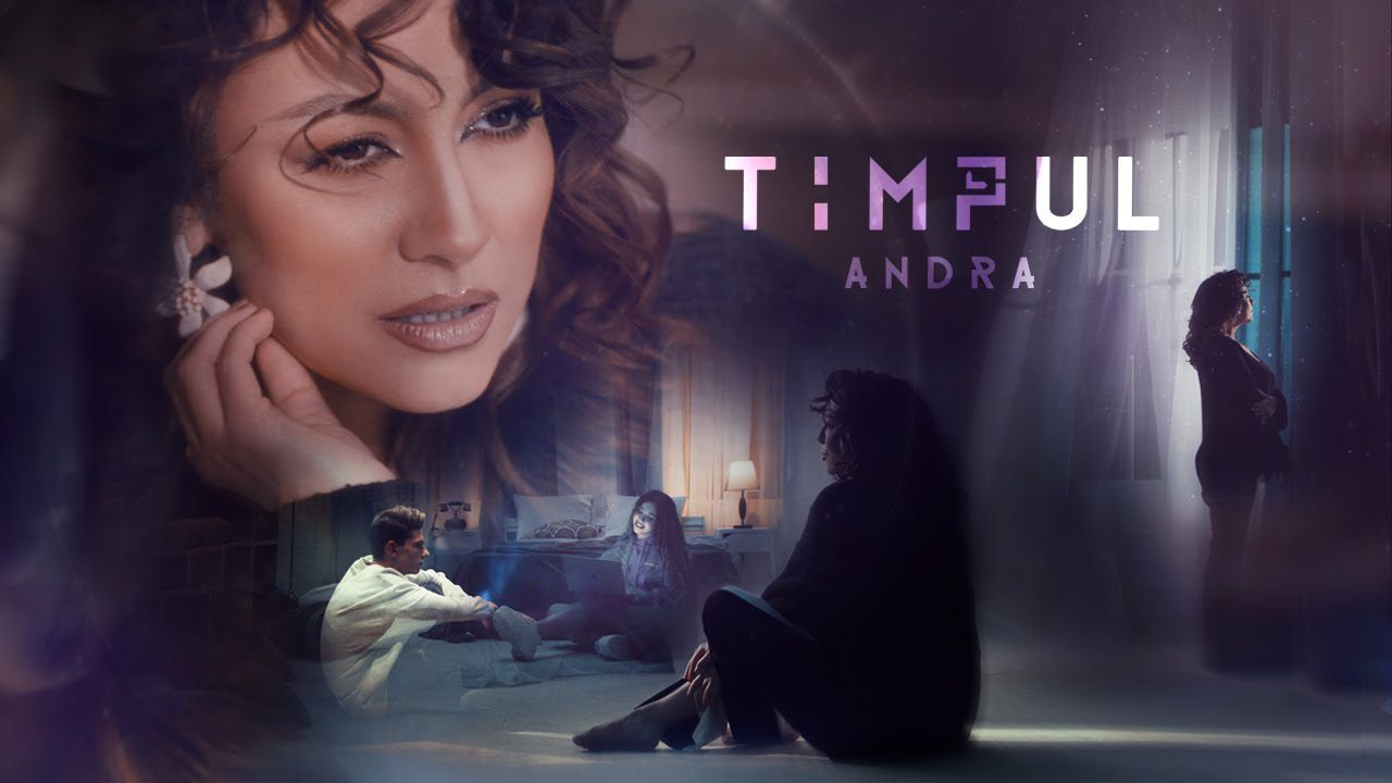 Andra Timpul Official Video
