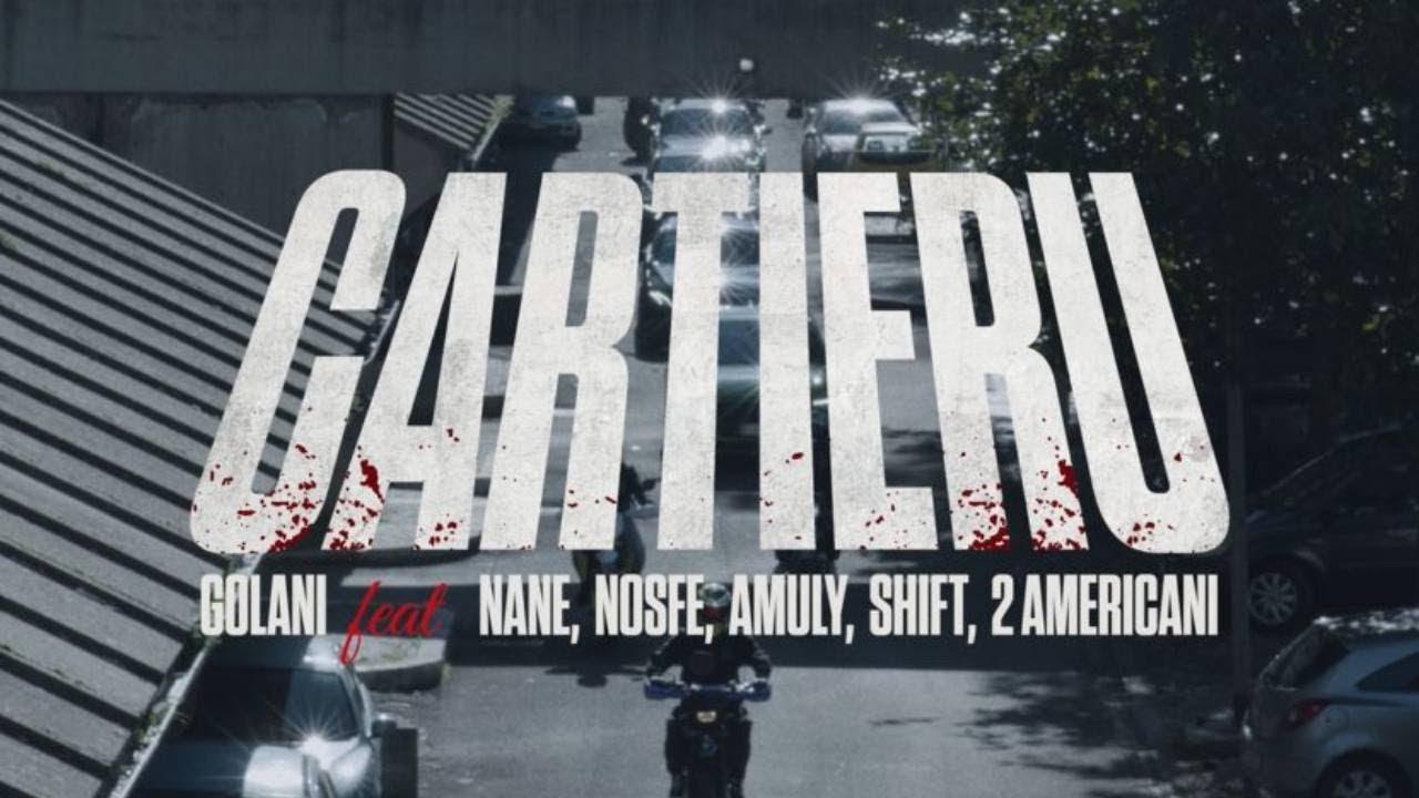 GOLANI feat NANE SHIFT NOSFE AMULY  AMERICANI Cartieru Official Video