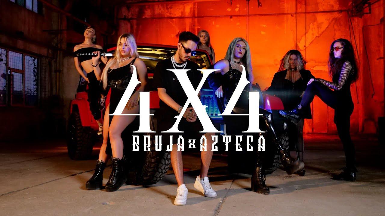 BRUJA Azteca X Official Video